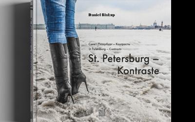 """Pressematerialien zum Bildband """"St. Petersburg – Kontraste"""" von Daniel Biskup"""
